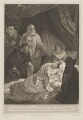 Queen Elizabeth appointing her Successor (Queen Elizabeth I), by James Neagle, published by  Robert Bowyer, after  Robert Smirke - NPG D31839