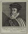 William Cecil, 1st Baron Burghley, by William Marshall - NPG D25113