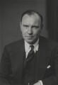 Sir Ralph Richardson, by Walter Stoneman - NPG x166850