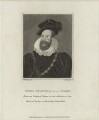 Henry Stanley, 4th Earl of Derby, by Henry Richard Cook, published by  Edward Evans, after  Silvester Harding - NPG D25128