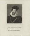 Henry Stanley, 4th Earl of Derby, by Henry Richard Cook, published by  Edward Evans, after  Silvester Harding - NPG D25128