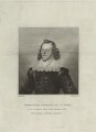 Ferdinando Stanley, 5th Earl of Derby, by James Stow, after  Silvester Harding - NPG D25130
