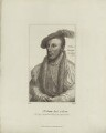 William Parr, Marquess of Northampton, by E. Bocquet, after  Hans Holbein the Younger - NPG D25133