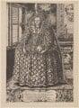 Queen Elizabeth I, after William Rogers, probably after  Isaac Oliver - NPG D31850