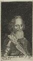 Robert Devereux, 2nd Earl of Essex, by Walter Dolle, after  Magdalena de Passe, after  Willem de Passe - NPG D25138