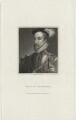 Robert Dudley, 1st Earl of Leicester, by Robert Cooper, published by  Charles Baldwyn - NPG D25143