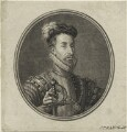 Robert Dudley, 1st Earl of Leicester, possibly by Sir Robert Strange - NPG D25146
