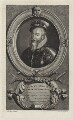 Robert Dudley, 1st Earl of Leicester, by Cornelis Martinus Vermeulen, after  Adriaen van der Werff - NPG D25147