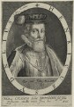 Sir Henry Sidney, by Magdalena de Passe, by  Willem de Passe - NPG D25153