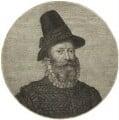 James Douglas, 4th Earl of Morton, by Simon François Ravenet - NPG D25158