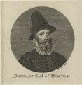 James Douglas, 4th Earl of Morton, by Simon François Ravenet - NPG D25159