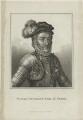 Walter Devereux, 1st Earl of Essex, by Innocenzo Geremia, published by  John Scott - NPG D25162