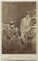 Queen Alexandra; King Edward VII, by London Stereoscopic & Photographic Company - NPG Ax38287