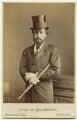 Prince Alfred, Duke of Edinburgh and Saxe-Coburg and Gotha, by London Stereoscopic & Photographic Company - NPG Ax46160