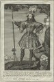 George Clifford, 3rd Earl of Cumberland, published by William Richardson - NPG D25169