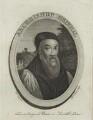 Edmund Grindal, by Thomas Trotter, after  de Vos - NPG D25196