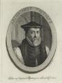 John Whitgift, by Thomas Trotter - NPG D25199