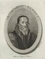 Edwin Sandys, by Thomas Trotter - NPG D25205