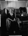 Lady Verney, by Bassano Ltd - NPG x151880