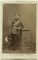 King Edward VII when Prince of Wales, by John Jabez Edwin Mayall - NPG Ax39787