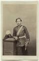King Edward VII when Prince of Wales, by John Jabez Edwin Mayall - NPG Ax47004