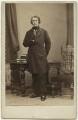 Sir George de Lacy Evans, by Caldesi, Blanford & Co - NPG x46617