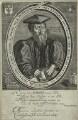William Fulke, by William Marshall - NPG D25238