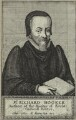 Richard Hooker, by Wenceslaus Hollar - NPG D25245
