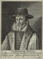John Foxe, possibly by Magdalena de Passe, possibly by  Willem de Passe - NPG D25277