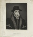 John Foxe, by John Cochran - NPG D25279