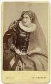 Adelaide Ristori as Mary Stuart in 'Mary Stuart', by Napoleon Sarony - NPG x38884
