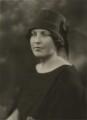 Griselda Joynson-Hicks, by Bassano Ltd - NPG x85782