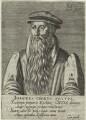 John Knox, by Hendrik Hondius (Hond), after  Adrian Vanson (van Son) - NPG D25284