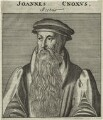 John Knox, after Adrian Vanson (van Son) - NPG D25285