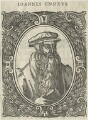 John Knox, after Adrian Vanson (van Son) - NPG D25289