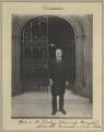 Robert Bannatyne Finlay, 1st Viscount Finlay, by Sir (John) Benjamin Stone - NPG x15822