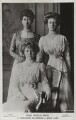 Princess Louise, Duchess of Fife and her daughters, by Alexander Corbett, published by  J. Beagles & Co - NPG x47145
