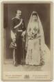 Alexander William George Duff, 1st Duke of Fife; Princess Louise, Duchess of Fife, by W. & D. Downey - NPG x3805
