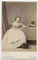 Lydia Foote (Lydia Alice Legg), by London Stereoscopic & Photographic Company - NPG x13987