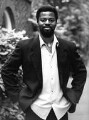 Ben Okri, by Mark Gerson - NPG x88223