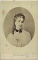 Eugénie, Empress of France ('Eugénie de Montijo'), by London Stereoscopic & Photographic Company - NPG x74370
