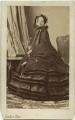 Eugénie, Empress of France ('Eugénie de Montijo'), by Disdéri - NPG x74325