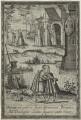 Edmund Geninges, by M. Bas - NPG D25340