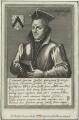 Edmund Geninges, published by William Richardson, after  M. Bas - NPG D25343