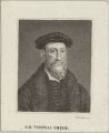 Sir Thomas Smith, by Robert William Sievier - NPG D25353
