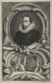Sir Francis Walsingham, by Jacobus Houbraken, after  Federico Zuccaro - NPG D25355
