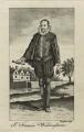 Sir Francis Walsingham, by W. Tringham - NPG D25356