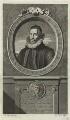 Sir Francis Walsingham, by Pieter Stevens van Gunst, after  Adriaen van der Werff - NPG D25358