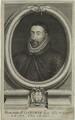 Sir Francis Walsingham, by George Vertue - NPG D25359