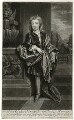 John Churchill, Marquess of Blandford, by and published by John Smith, after  Sir Godfrey Kneller, Bt - NPG D31876